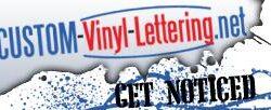 vinyl wall lettering | custom-vinyl-lettering.net